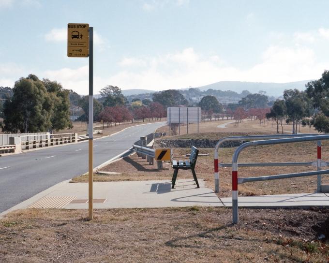 Canberra 2013. Radius.