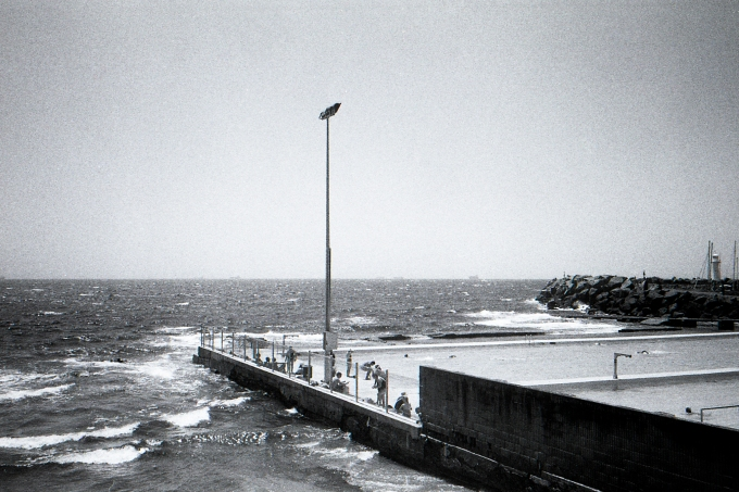 Wollongong 2013.New years day.
